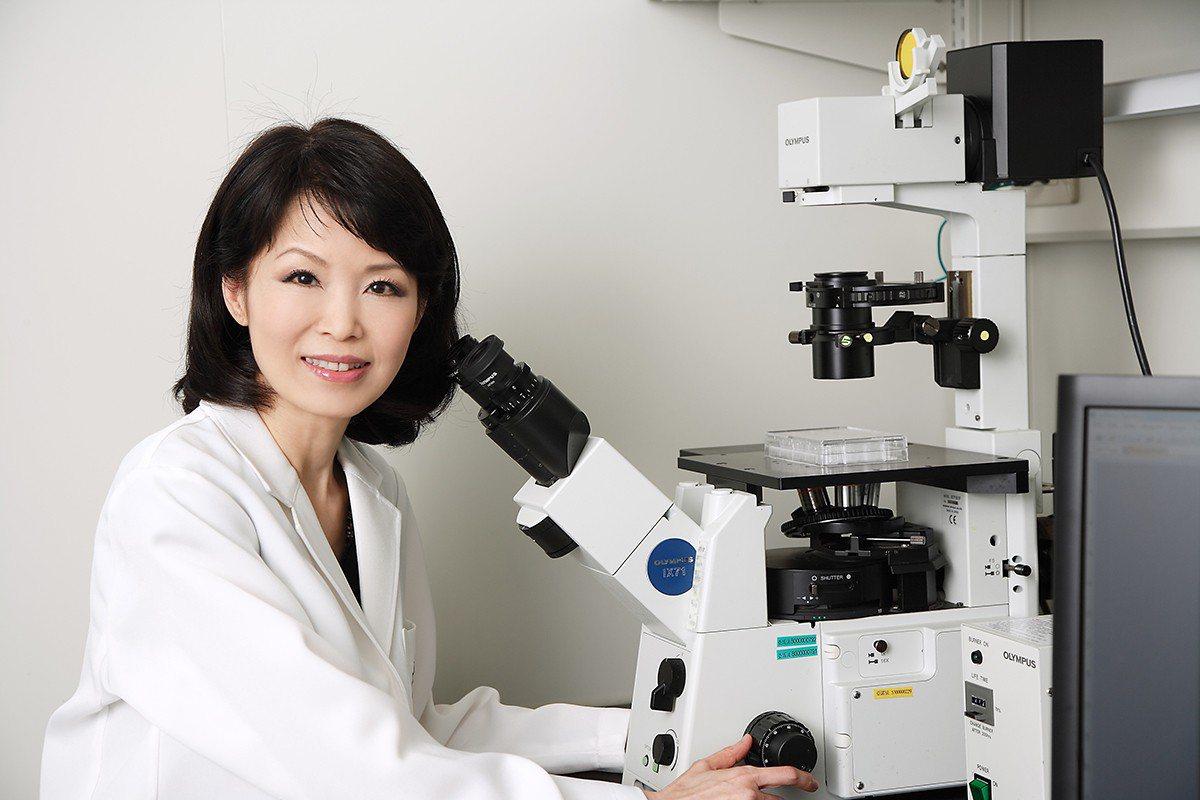 免疫學家陳昭妃博士 圖/丞燕公司 提供