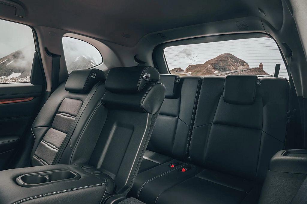 除標準5人座車型外,歐規新Honda CR-V也新增了7人座車型。 圖/Honda提供