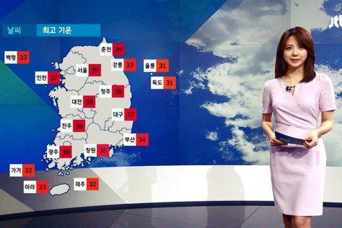 在往常時節,8月的韓國應該要慢慢感到秋意,但今年的歷史高溫卻是一波波地挑戰觀測紀...