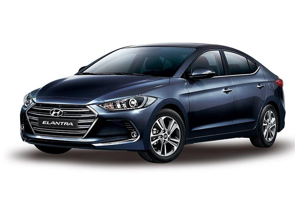 年初Verna停產後,Hyundai就推出Elantra悍動版來填補銷售空缺。 ...