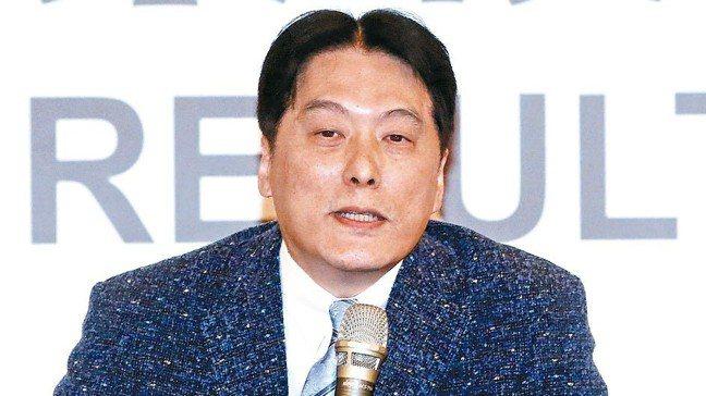 統一集團董事長羅智先。 報系資料照