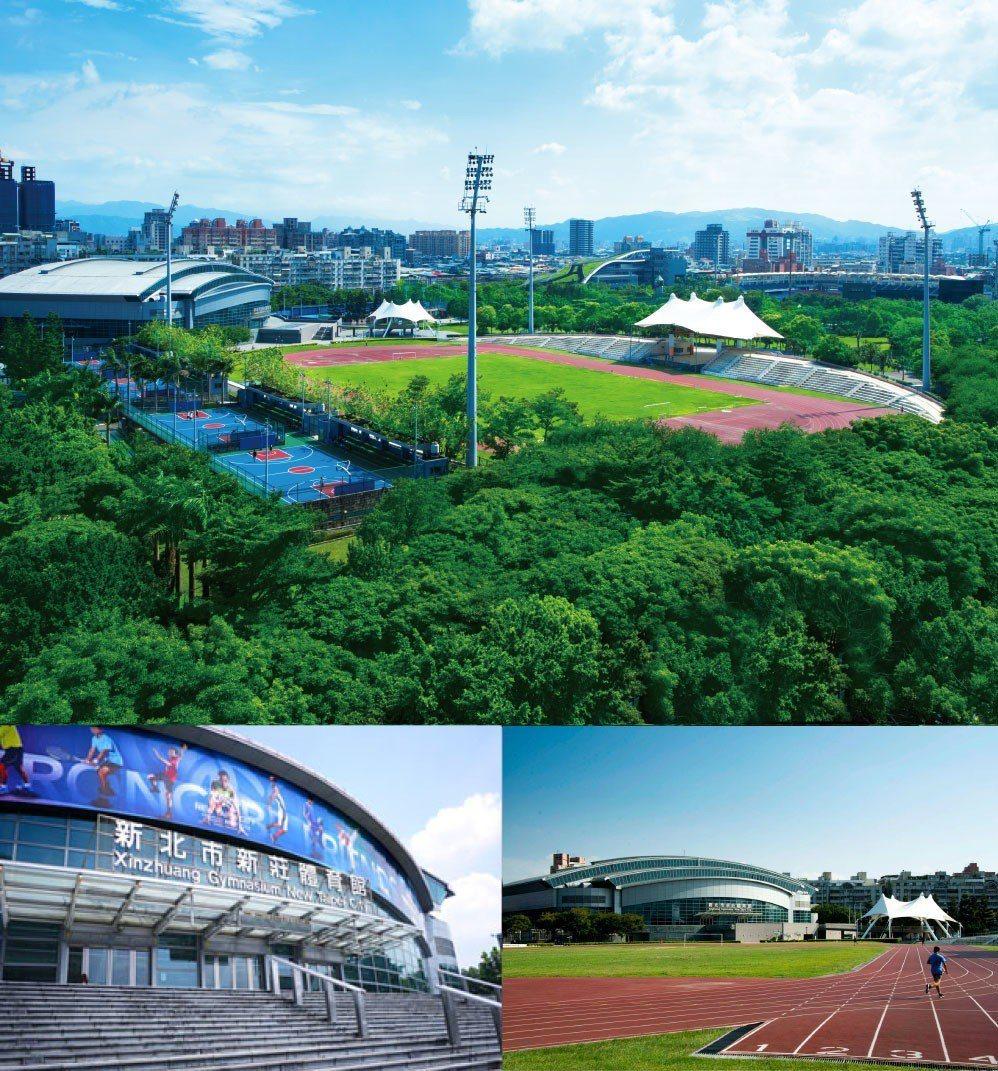 【泰舍-至善元】旁6.6萬坪運動公園,室內室外運動場所多比照國際規格,是青少年、...