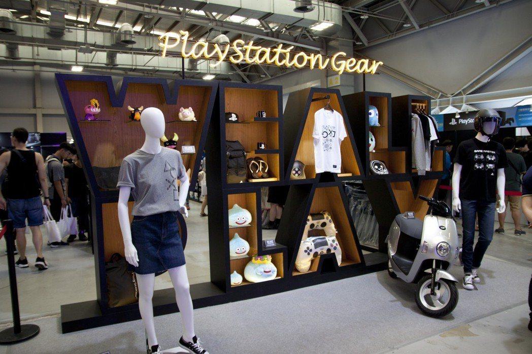 當你踏進「PlayStation Gear」,很難空著手走出去。