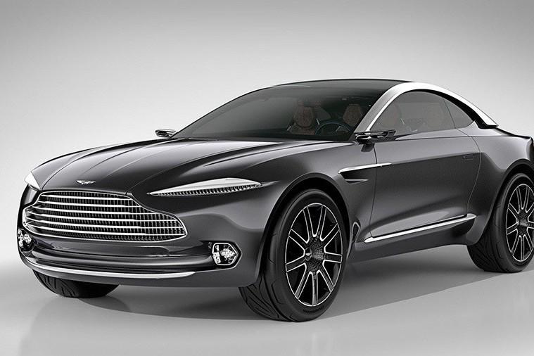 賓士6缸加持Aston Martin DBX跨界跑旅即將誕生!