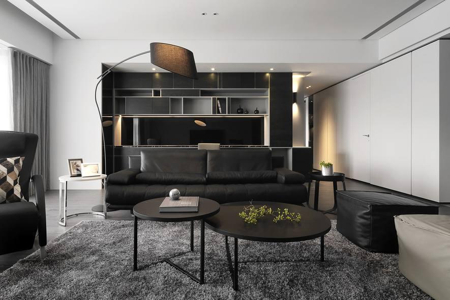 (圖)九號設計 住宅空間設計作品《留白》