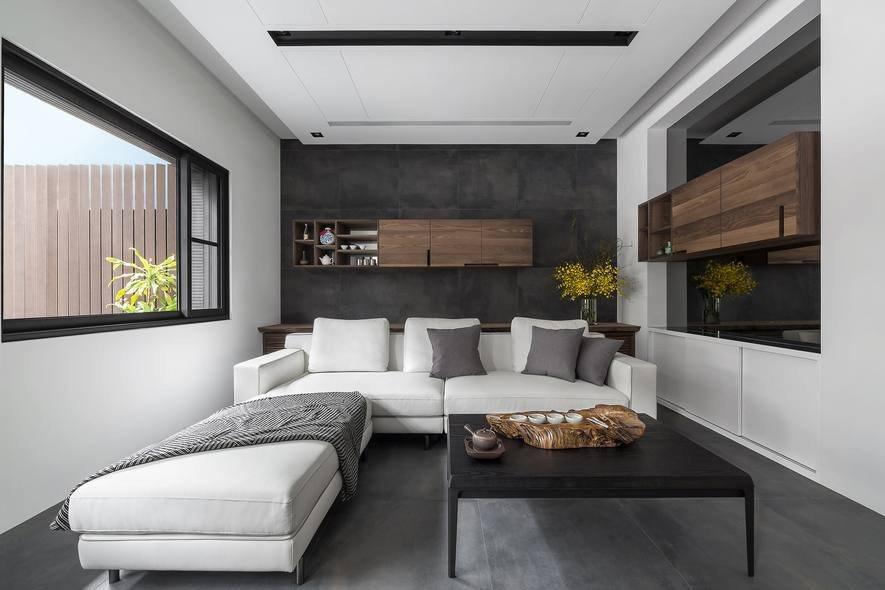 (圖)九號設計 建築外觀及室內空間設計作品《家的情感延續--老宅.新生》