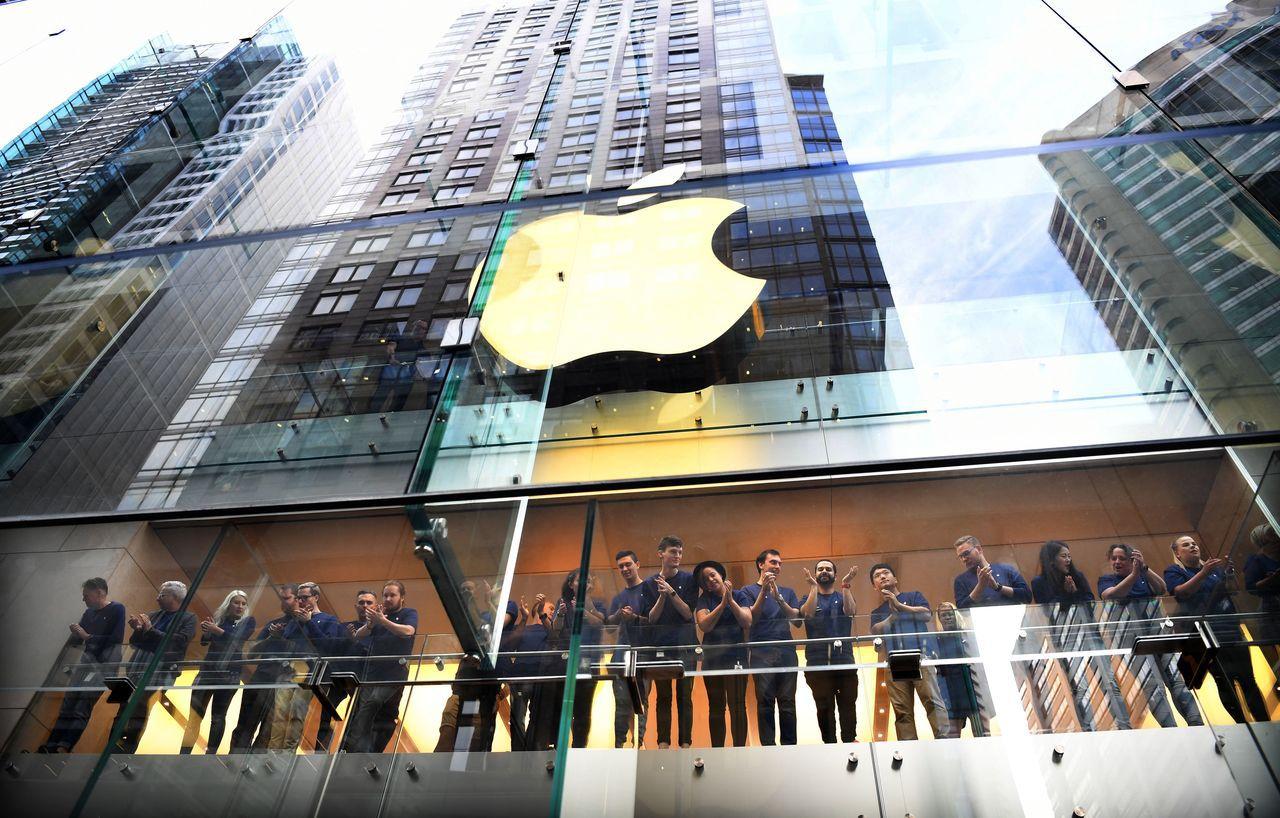 蘋果未來成就將大過今日的榮耀。歐新社