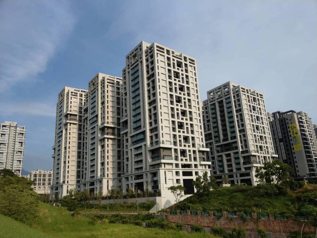 宏盛新世界 圖/台灣房屋淡水北新特許加盟店提供