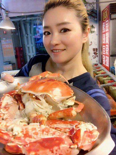 現在萬里蟹正肥美,吃蟹正是好時機。圖/新北市農業局提供