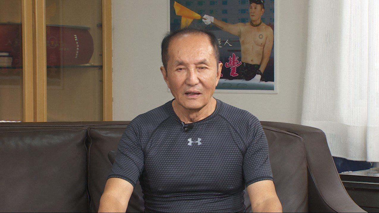 無黨籍台南市長參選人林義豐。聯合報系資料照片╱記者莊昭文攝影