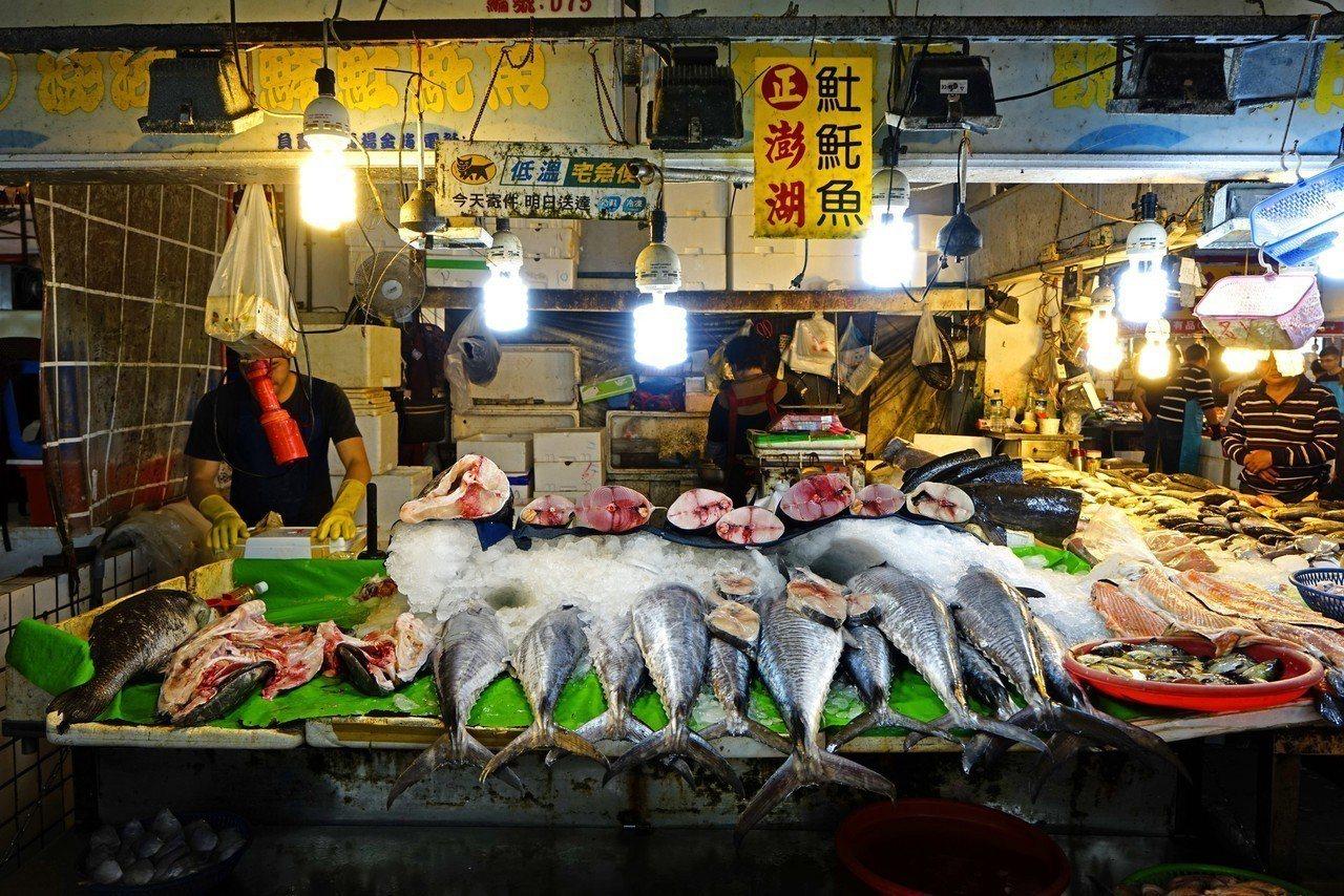 參加迎貓祭,再到布袋觀光漁市場嚐嚐貓咪最愛的海鮮。圖/嘉義縣政府提供