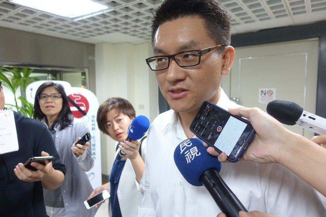 台北市議員童仲彥。本報資料照片