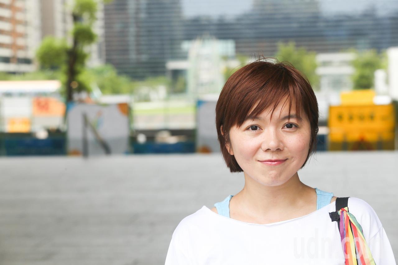 何語蓉指出,台中市沒有性別平等辦公室,如果當選議員會致力於推動,讓性別平等的工作...