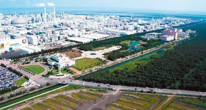 台塑預計花570億於麥寮園區建天然氣電廠,目標2025年商轉。圖/報系資料照