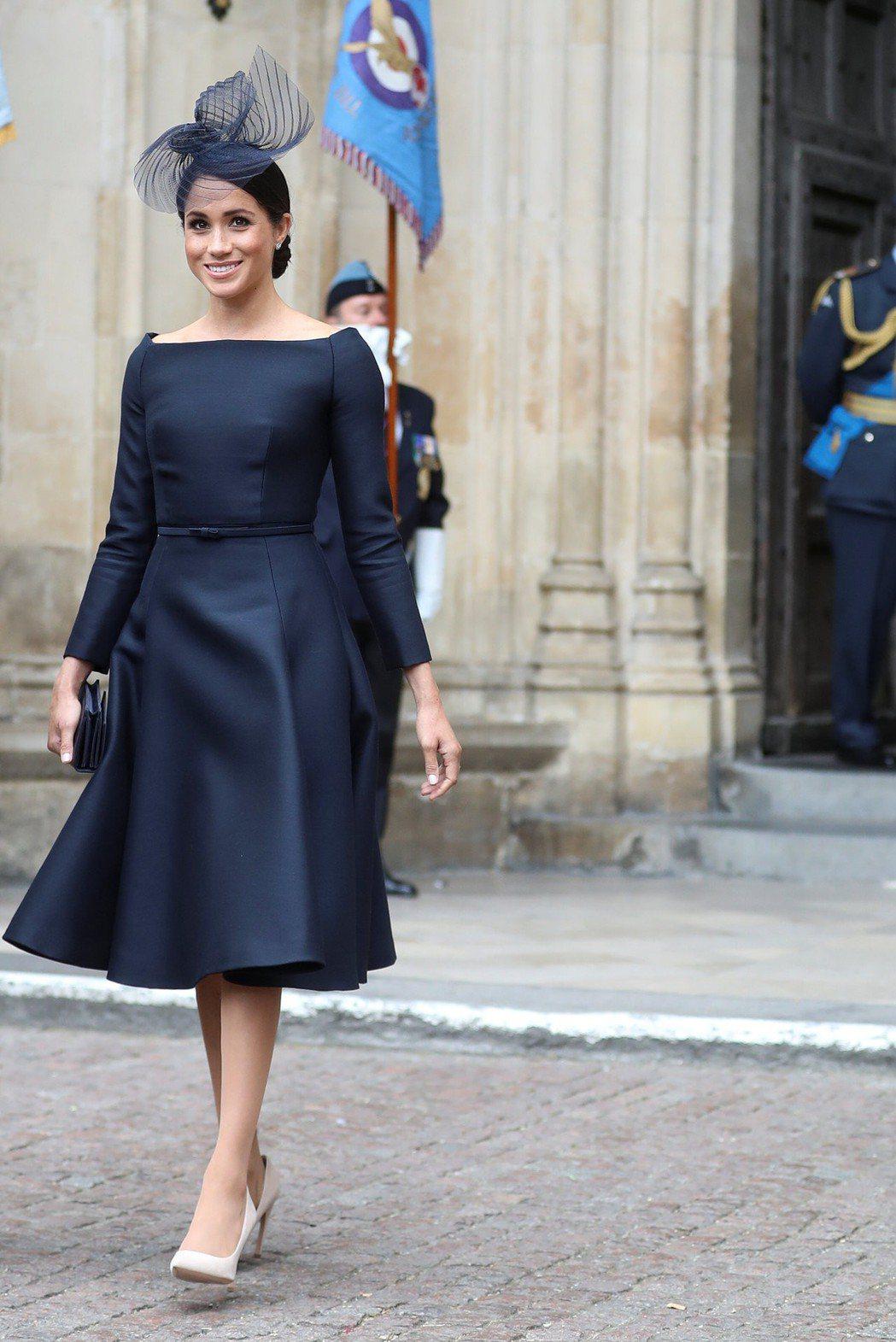 梅根嫁入英國皇室後,開始學習一堆規矩,不時感到挫折。圖/路透資料照片