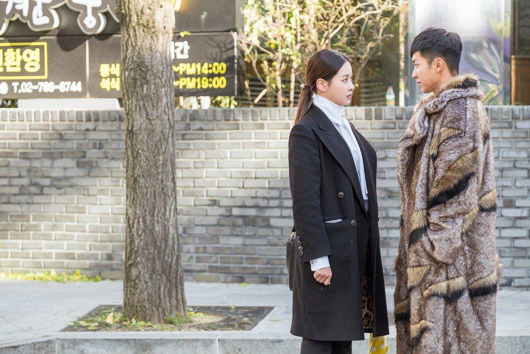 李昇基、吳漣序演出「花遊記」。圖/衛視中文台提供