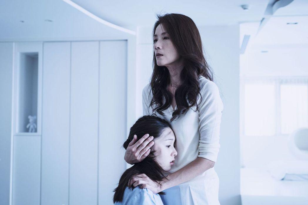 葉全真在劇中必須狠心捨棄女兒。圖/公視提供