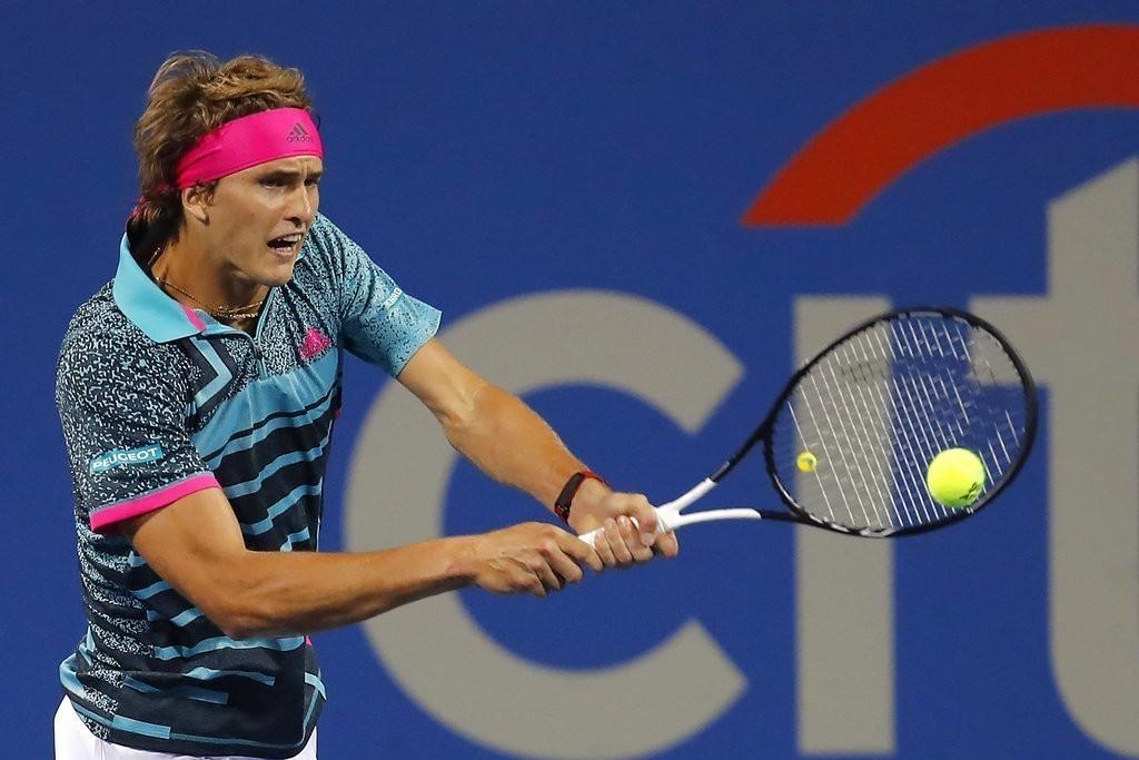 德國21歲澤瑞夫在華盛頓網賽逆轉勝日本名將錦織圭,晉級4強,朝衛冕王座更邁進一步...