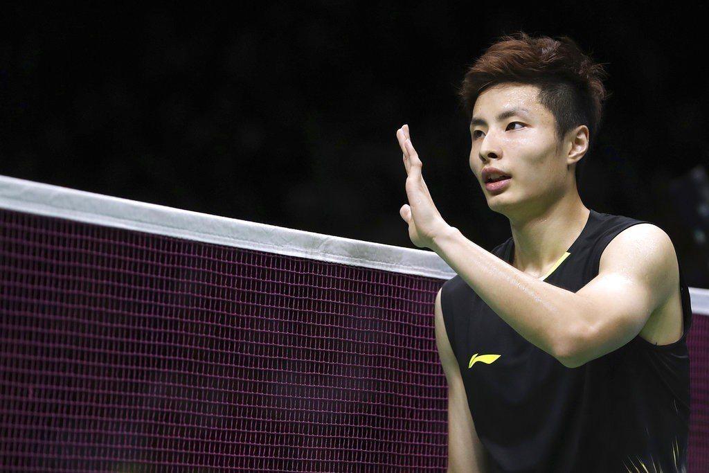 中國大陸羽壇新秀石宇奇打出接班氣勢,闖進世錦賽決賽。 美聯社