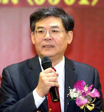是方電訊董事長吳彥宏 本報系資料庫