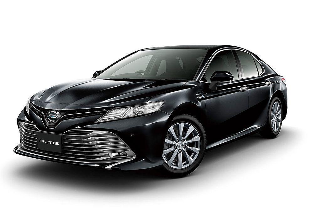 Daihatsu Altis是以OEM的模式在日本市場販售,因此外觀還是內裝等都...