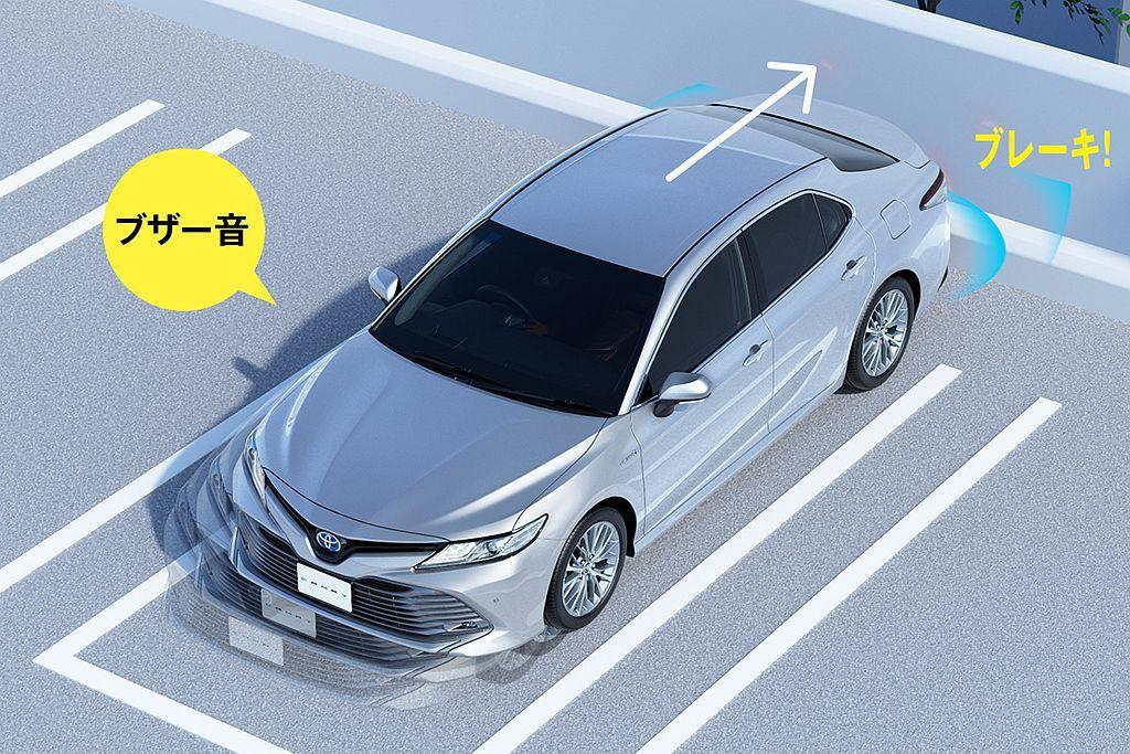 列為標配的ICS智慧間隙聲納偵測系統,可避免前、後有障礙物的狀況下,駕駛誤踩油門造成的碰撞意外。 圖/Daihatsu提供