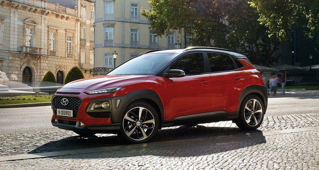 自去年中發表至今,全新Hyundai Kona目前已陸續交車中。 摘自Hyundai