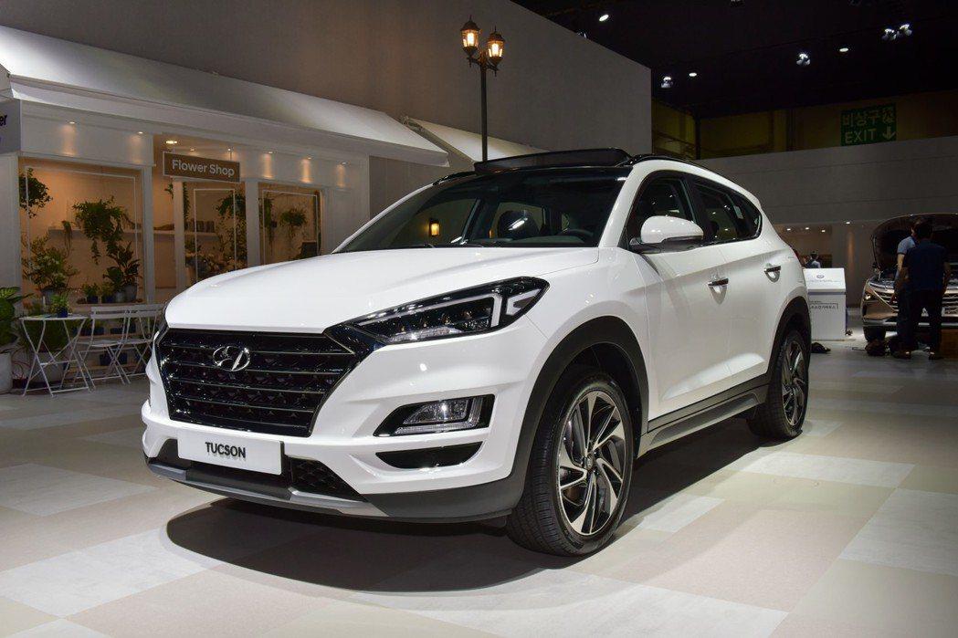 Tucson為Hyudnai在歐洲最為暢銷的車款。 摘自Hyundai