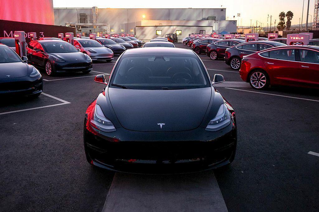 Tesla Model 3在中國生產也能避開徵收進口關稅問題。 摘自Tesla