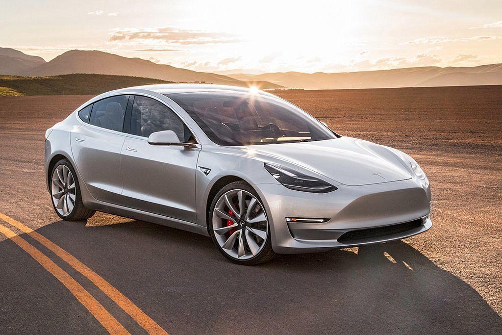 台灣官網已經釋出Tesla Model 3相關資訊,如續航力220英里(約354...