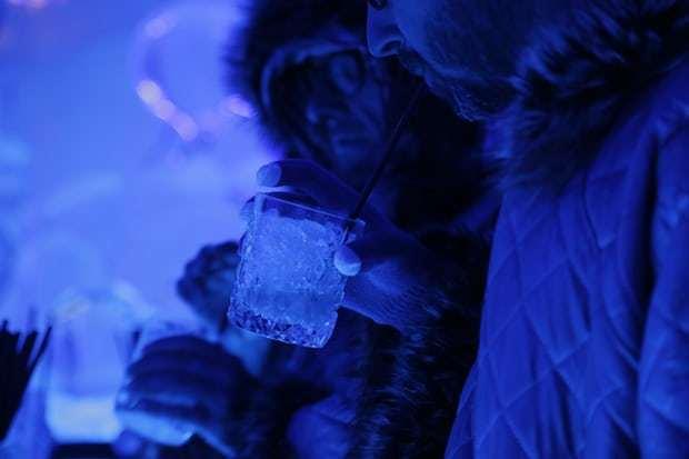 柏林一家夜店提供攝氏零下10度的北極體驗。美聯社