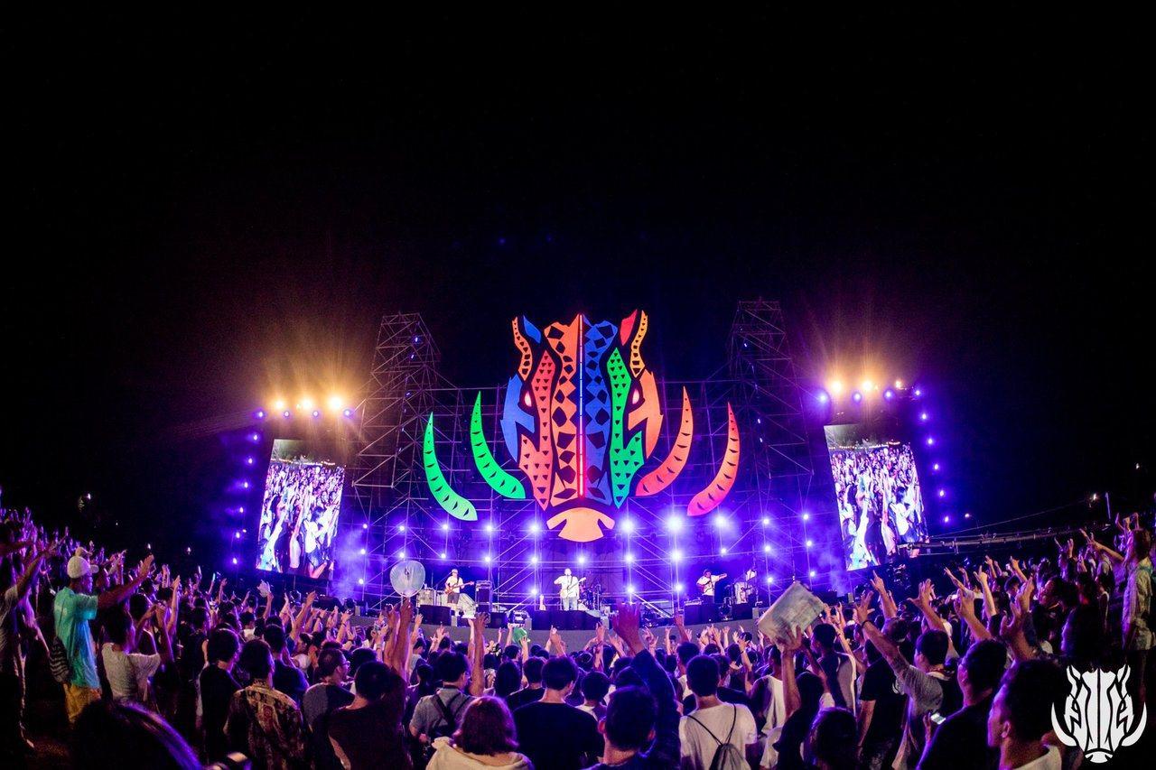 2018台灣原住民國際音樂節昨天起一連兩天在台東森林公園舉行,舞台豪華,今晚還有...