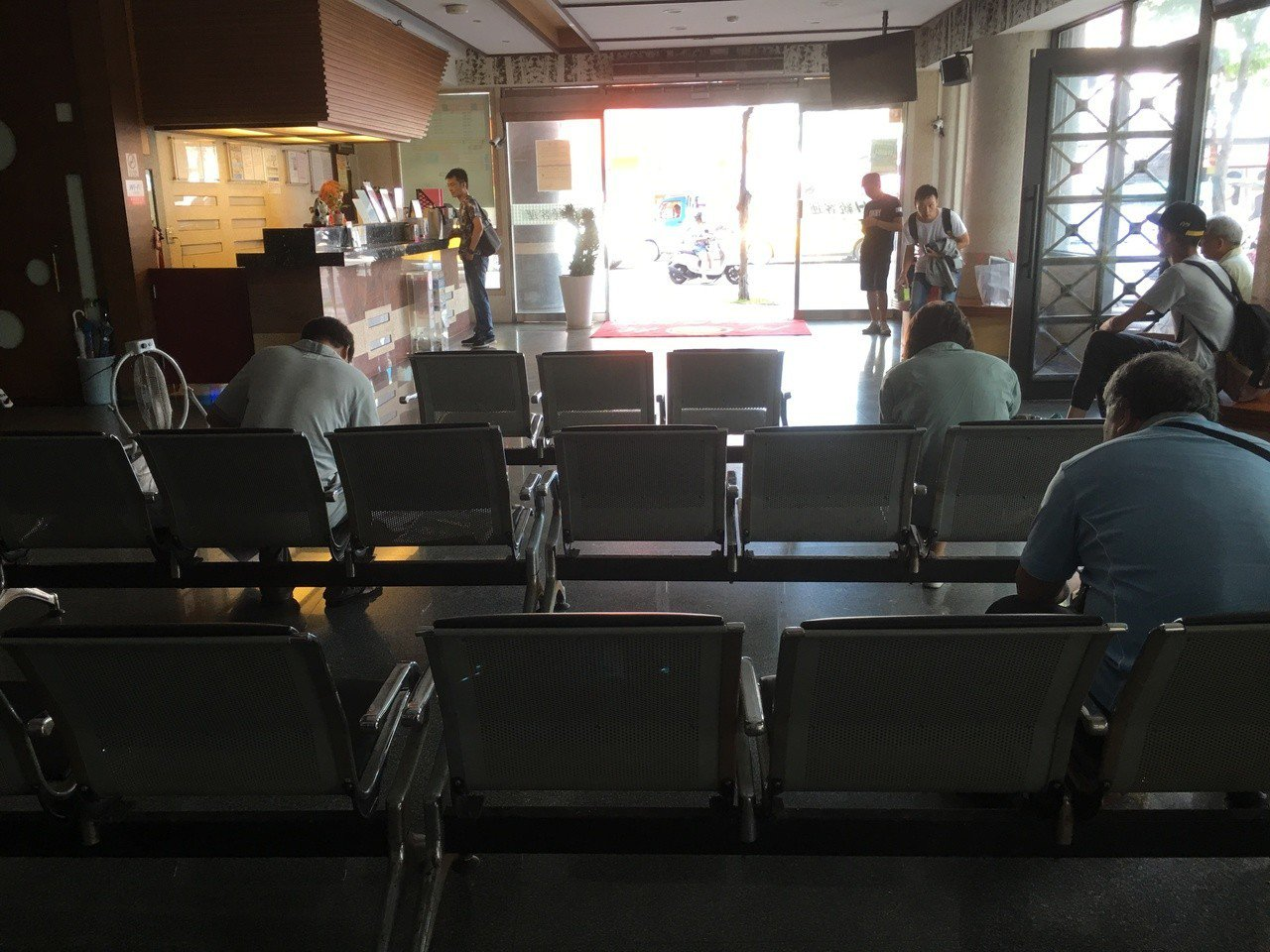 國道客運日統客運驚傳可能退場,消息一出讓許多雲林乘客吃驚。記者陳雅玲/攝影