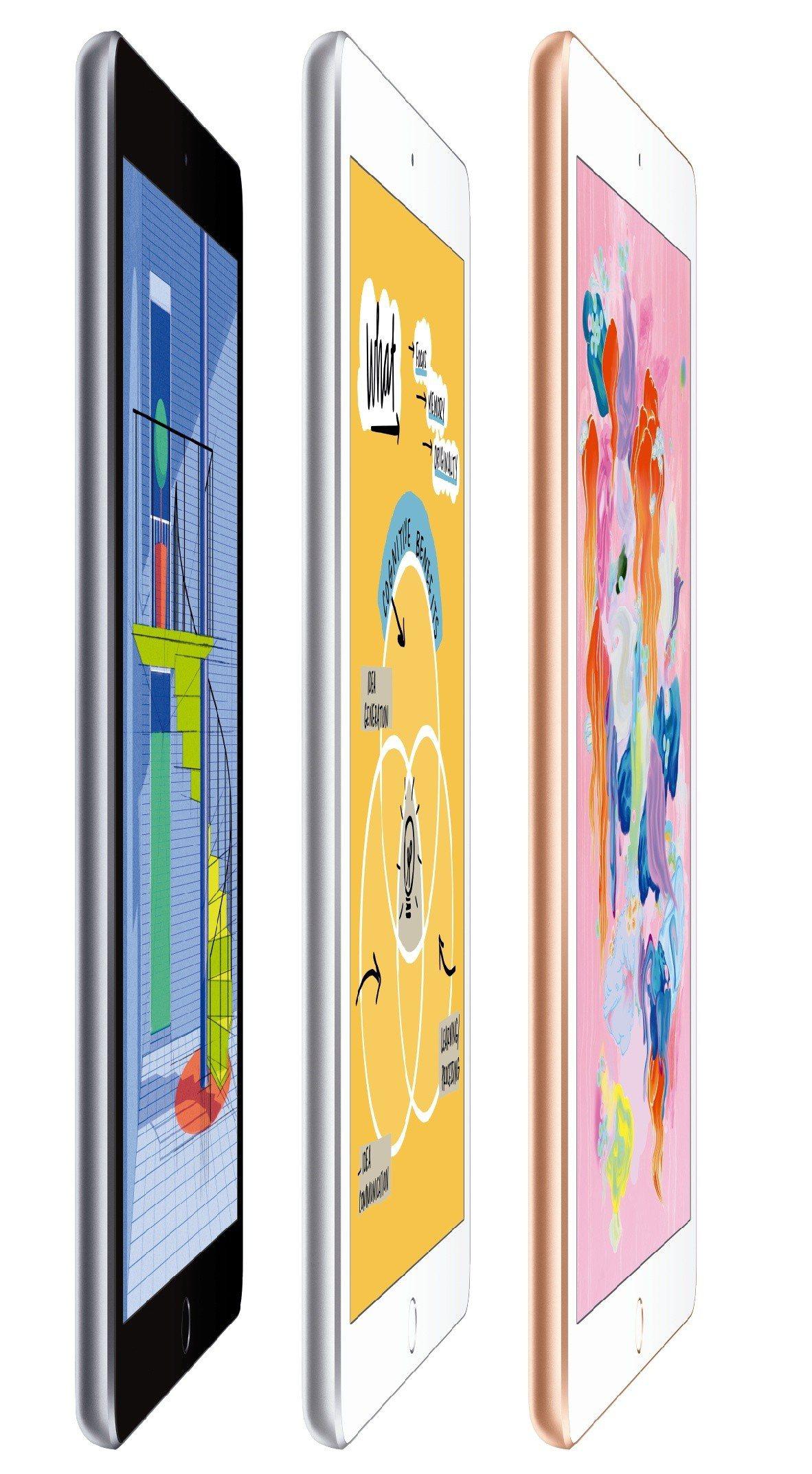 第6代iPad 9.7吋32GB Wi-Fi版,燦坤會員價10,900元,再送市...