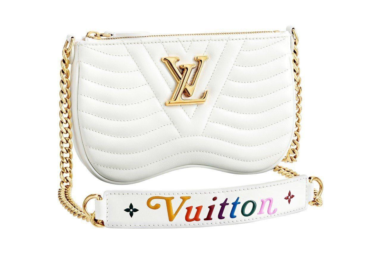 New Wave手拿鍊帶包,售價58,000元。圖/LV提供