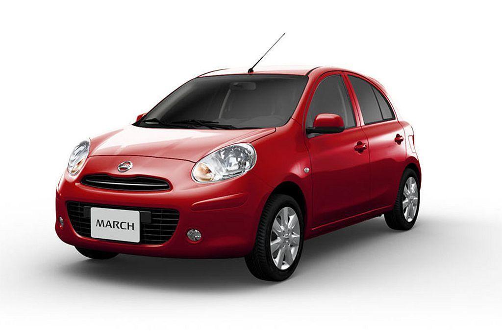 Nissan March產品銷售週期已有7年之久,安全配備當然也難以滿足現在需求...