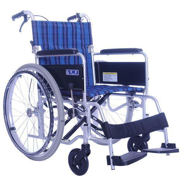 輪椅(輕度)BM系列-BM22-45S醫器陸輸壹字第003143號