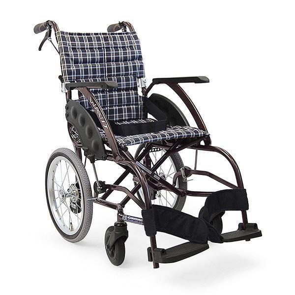 輪椅(中度)WAVIT+系列-曲線車架多功能型-WAP22-42S衛部醫器陸...