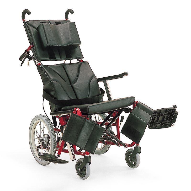 輪椅(重度)KPF系列-傾斜躺靠一體式(護理用)-KPF16-40(42)衛...