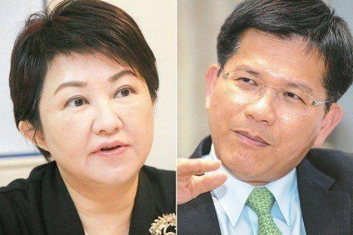 台中市長選舉競爭激烈,藍綠陣營都重視資安防護。 圖/聯合報系資料照片