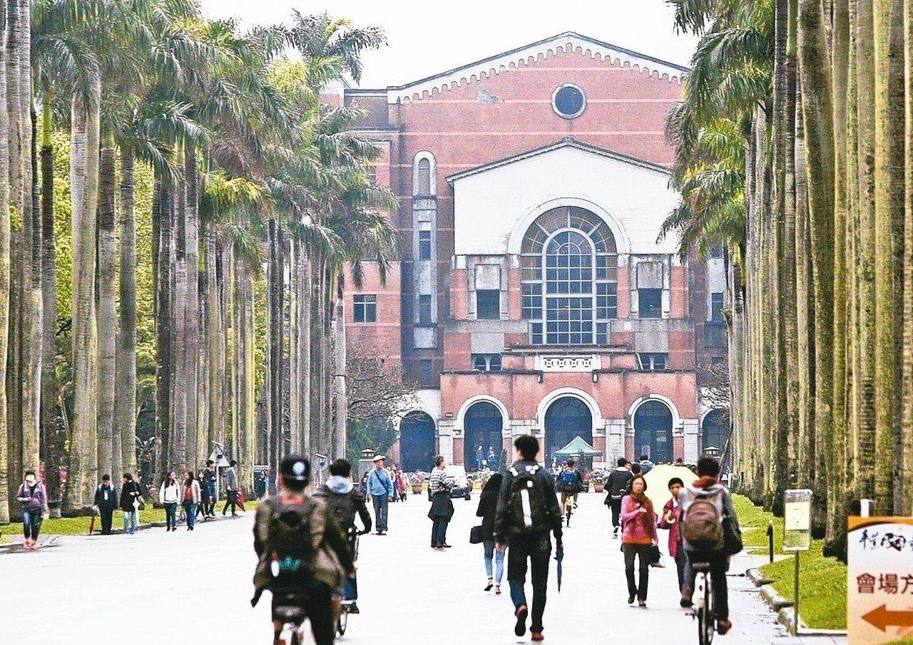 許多台大學生,成為現今政壇的一股重要力量。 圖/聯合報系資料照片