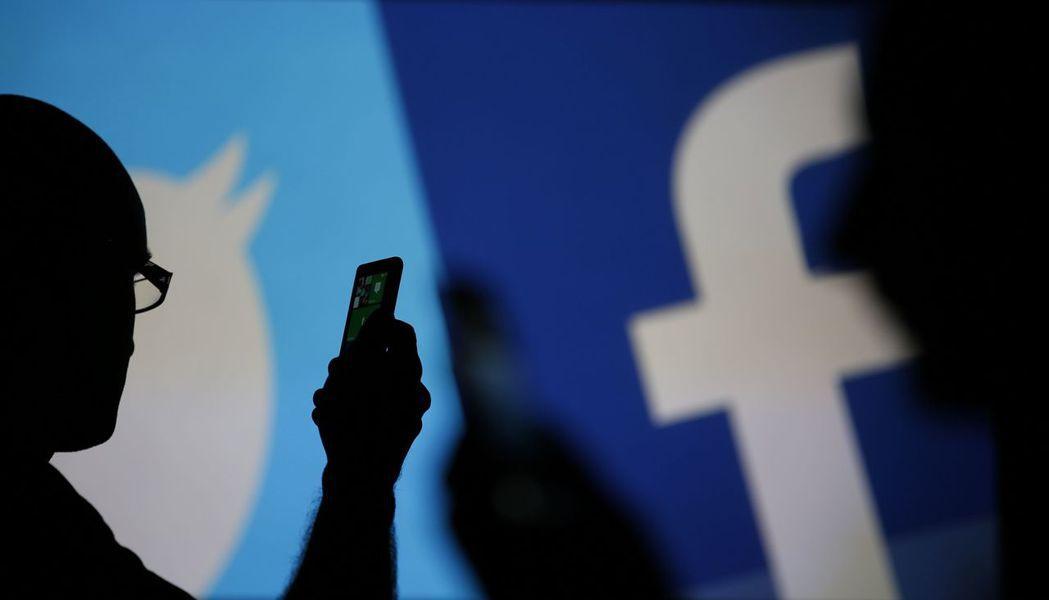 臉書、推特股價相繼大跌,反映市場下修對社群媒體營收成長的預期。 路透