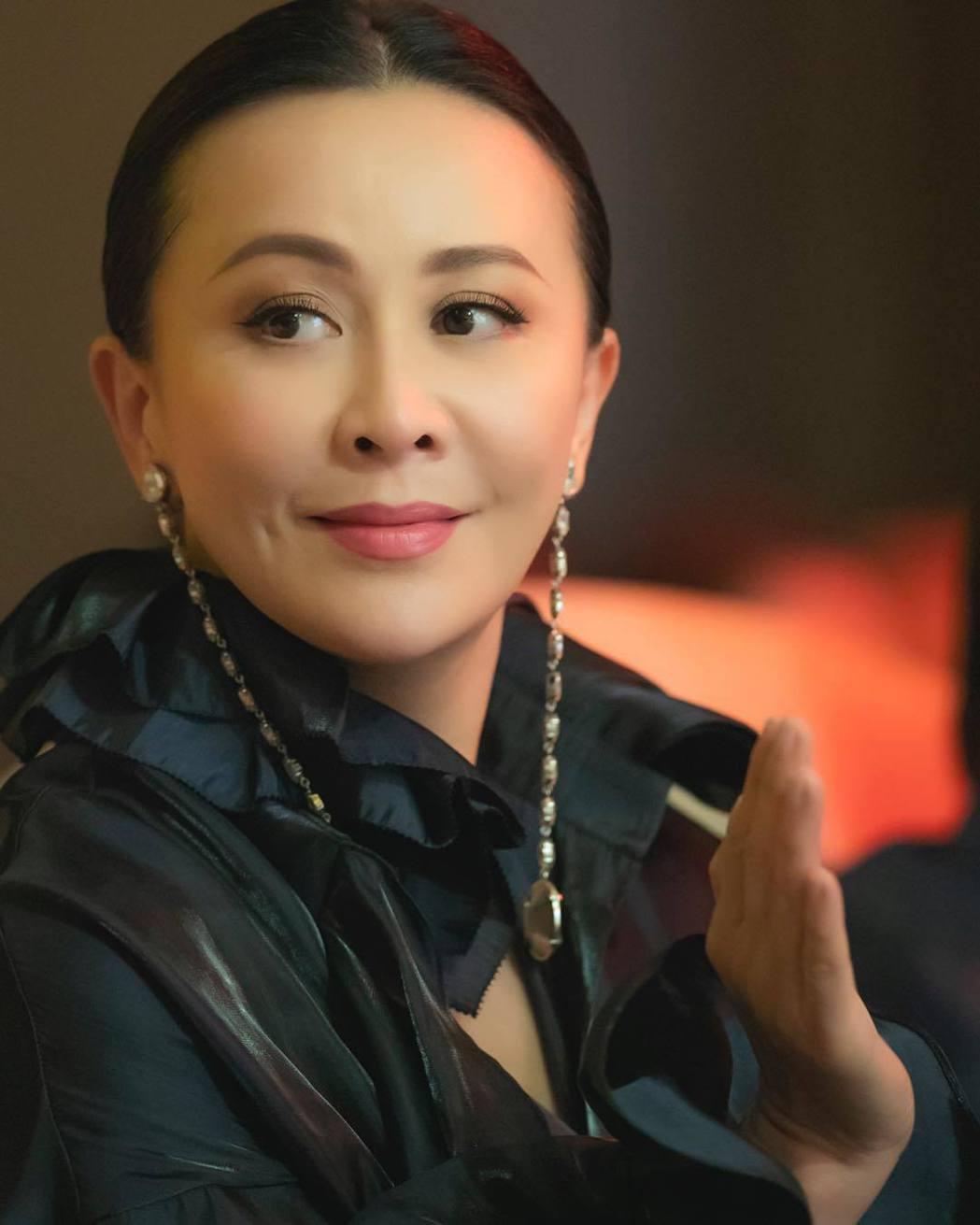 52歲劉嘉玲平常保養得宜。 圖/擷自劉嘉玲IG