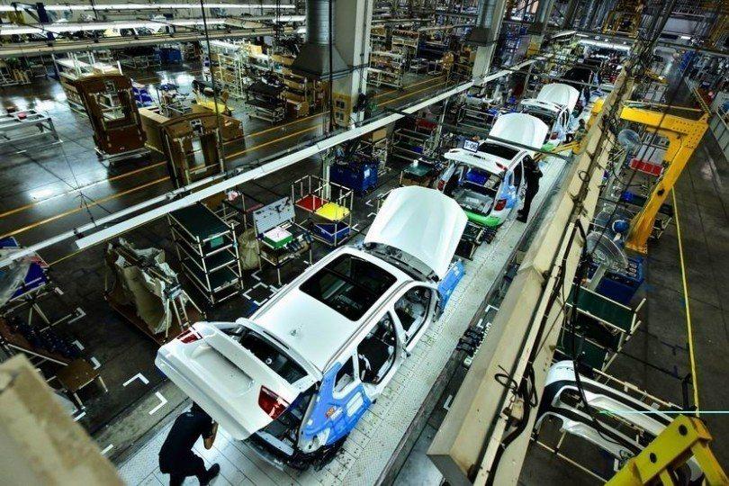 BMW泰國廠已經有能力與技術生產重要零件。(示意圖) 摘自BMW