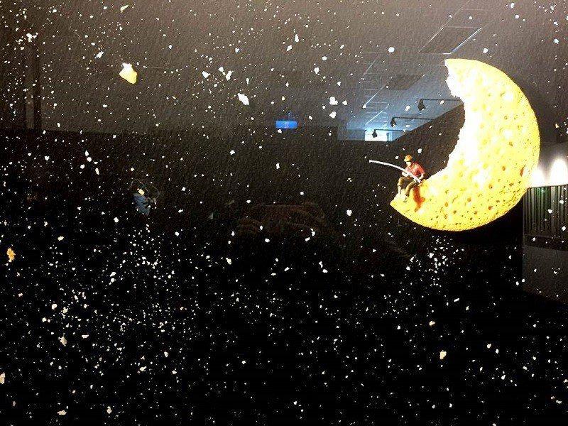 圖:餅乾月亮;主辦單位聯合數位文創/提供