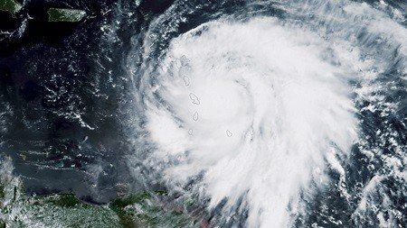 2017年9月,颶風瑪莉亞侵襲美洲加勒比海地區,科學家發出警告,人類未來可能面臨...