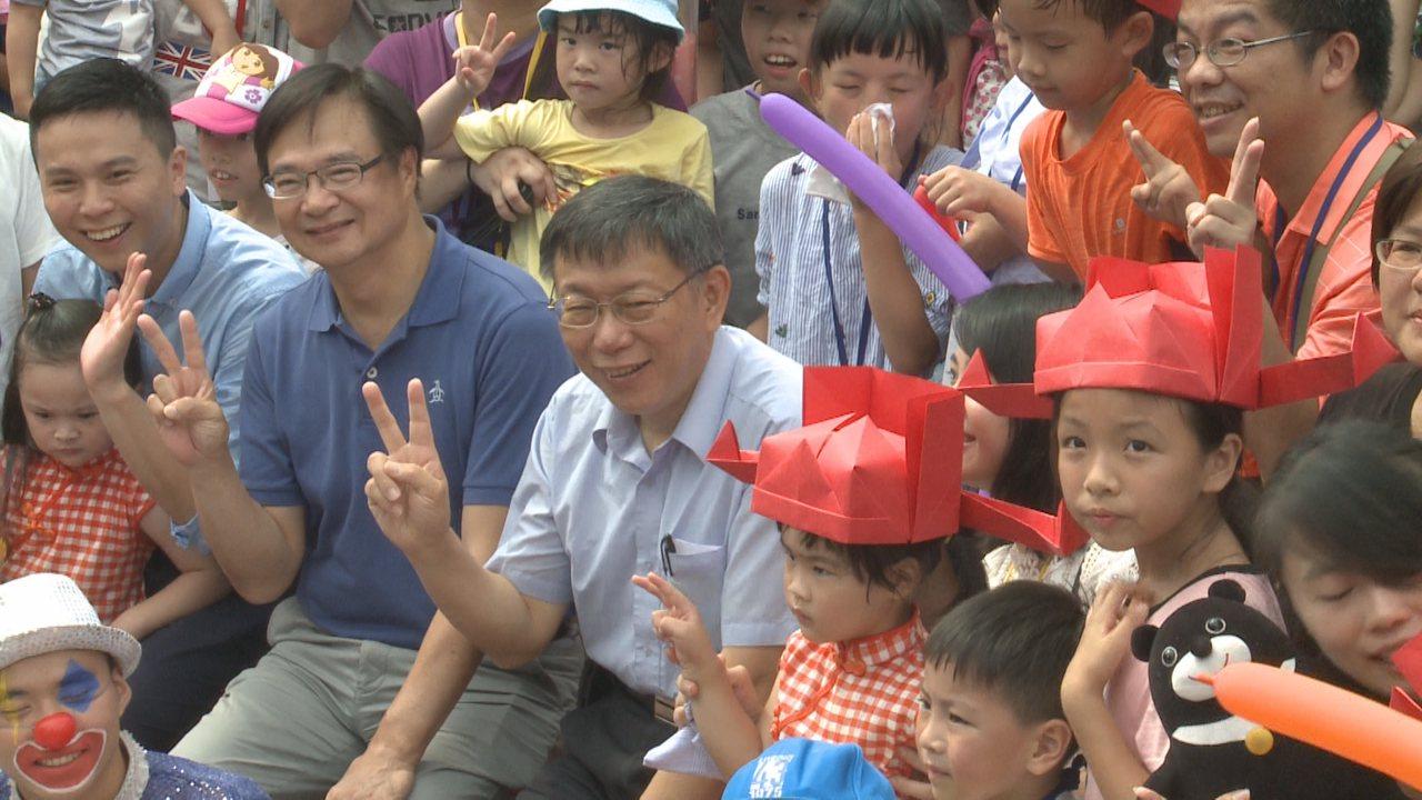 台北市長柯文哲網路人氣相當高,每每上傳新影片都有一定的點閱率,不過今(5)日上午...