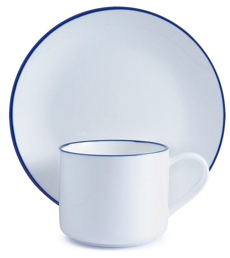 La Vie陶瓷餐具系列是隱藏版人氣王。圖/HOLA特力和樂提供