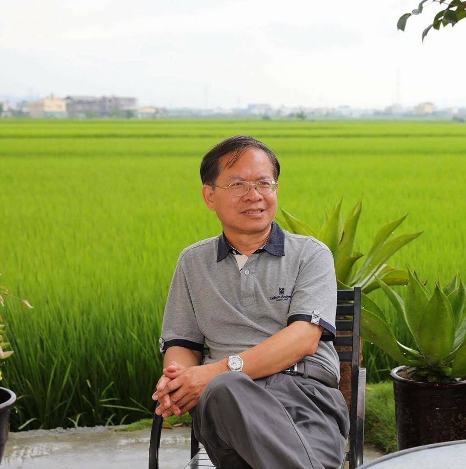 國立台灣文學館剛卸任的前館長廖振富傳出是「被辭職」。圖/取自臉書