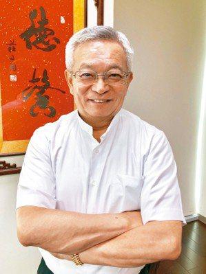 華豐橡膠董事長沈國榮 記者宋健生╱攝影